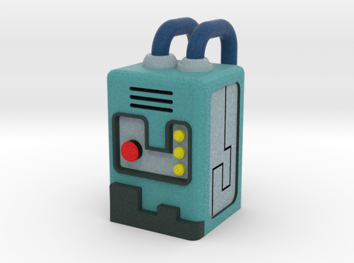 Gobot Portable Stealth Device 3d printed Shapeways Product Render