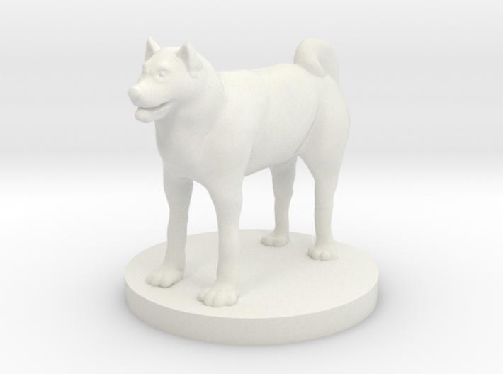 Shiba 3d printed