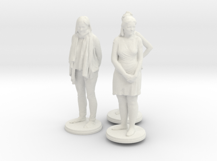 Printle C Tween 051 - 1/32 3d printed