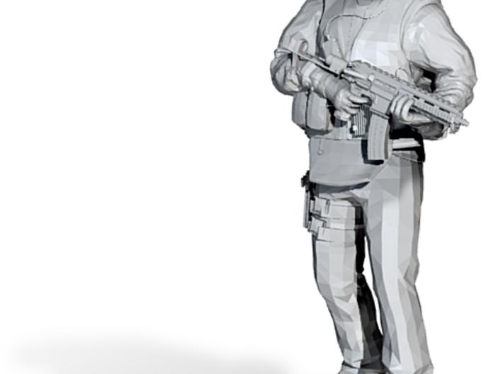 Jager 3d model 3d printed