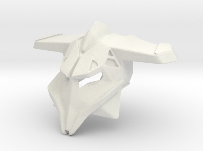 Kanohi Loki, Mask of Manipulation 3d printed