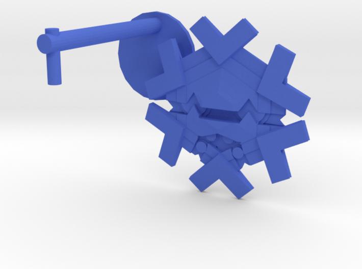 Cryogonal 3d printed
