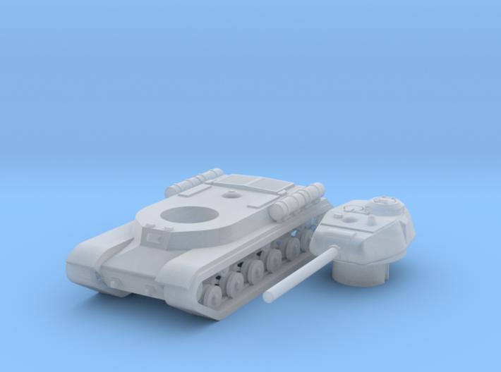 1/285 IS-1 3d printed