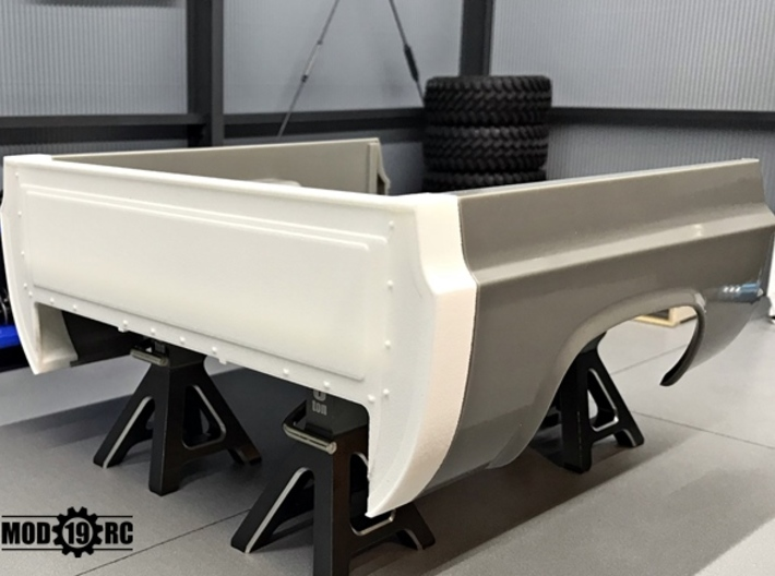 "Bed Extension -12.6 In. Wheelbase for RC4WD Blazer 3d printed 12"" Wheelbase Shown"