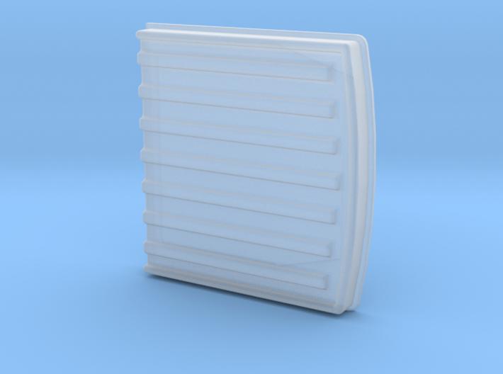 2550 roof 3d printed