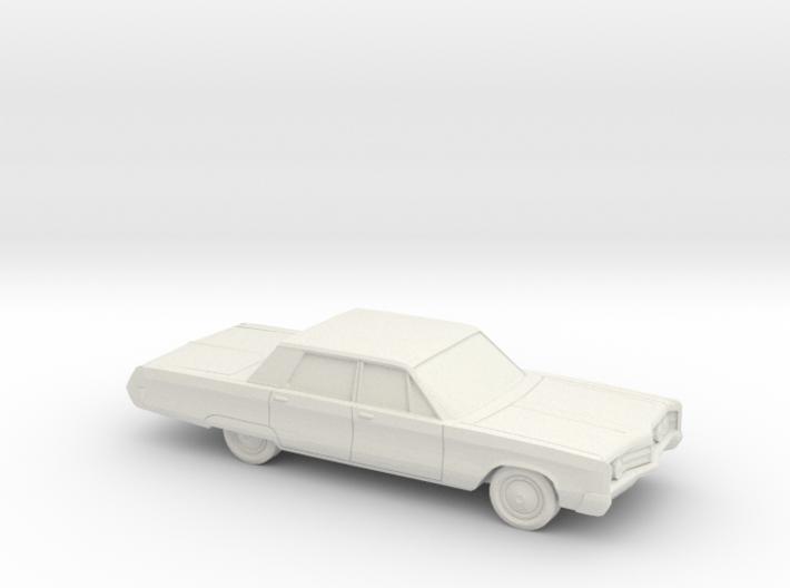 1/72 1967 Chrysler 300 Sedan 3d printed