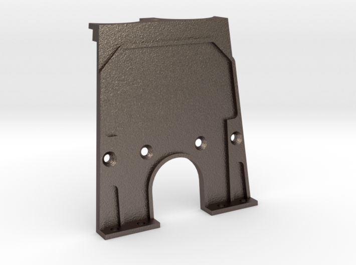 Climax Class A Motor Frame, right side 3d printed