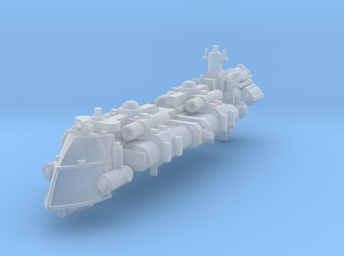 Goliath Repair Tender 3d printed