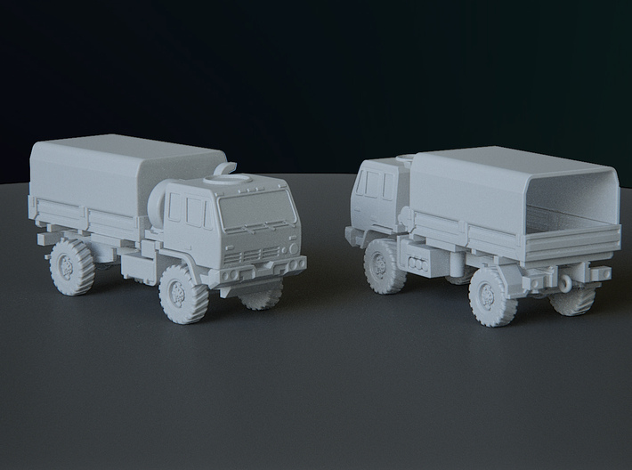 M1078 Covered scale: 1:200 3d printed
