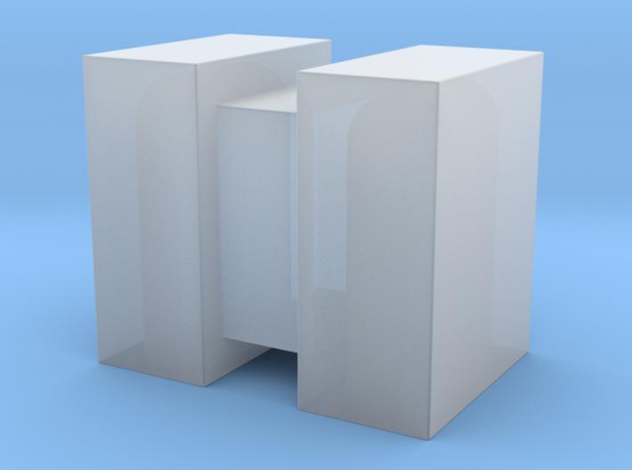 1:43 DEAGO FALCON YT1300 ANH CARGO BOX MODEL F 3d printed
