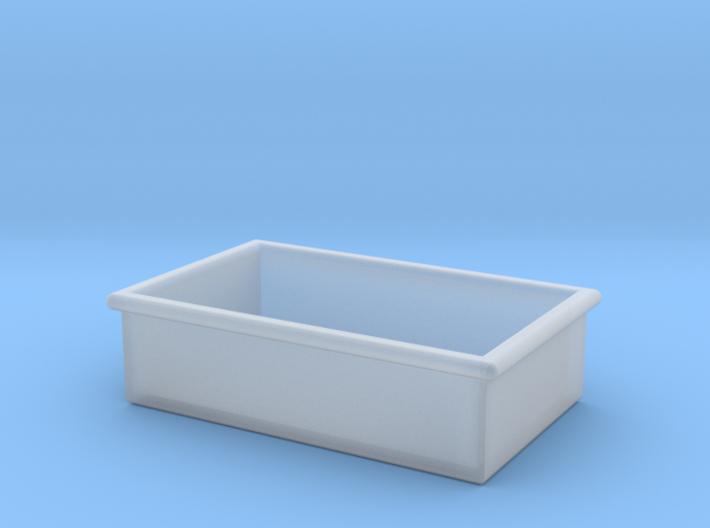 1:43 DEAGO FALCON YT1300 ANH CARGO BOX MODEL H 3d printed