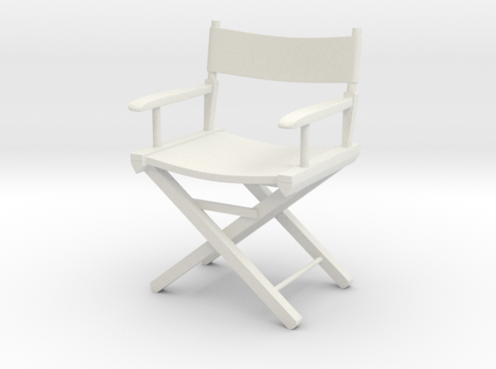 Director's Chair12cm 3d printed