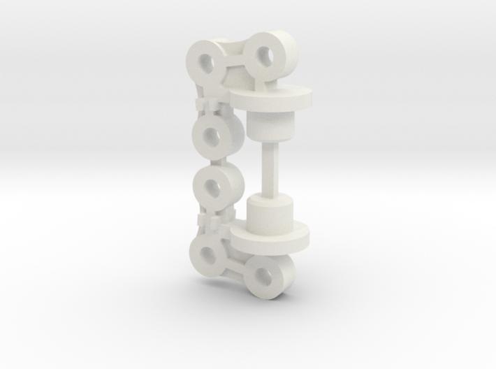 959-e10 springmount (set of 2) 3d printed