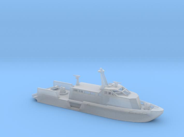 1/600 Scale Mk VI Partol Boat Waterline 3d printed