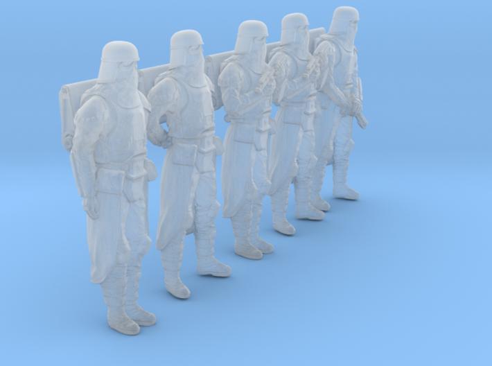 1/56 Sci-Fi Sardaucar Platoon Set 101-01 3d printed