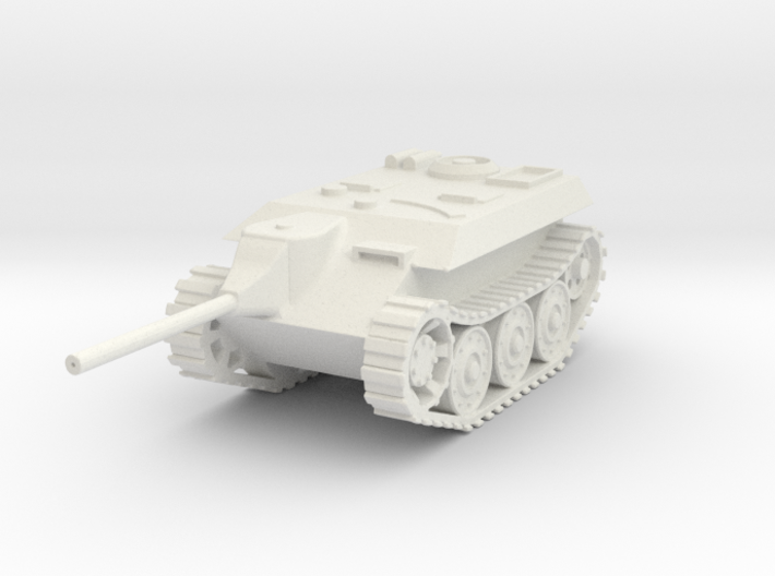 E5 TD other concept 1:72 3d printed
