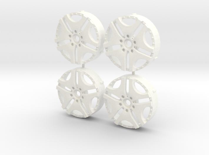 MST / Trafficstar RTV Insert (x4) 3d printed