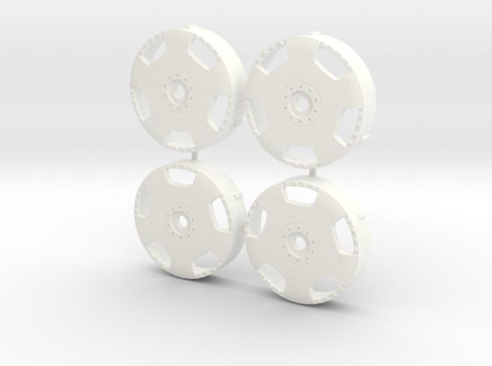 MST / Work Euroline Type DH Insert (x4) 3d printed
