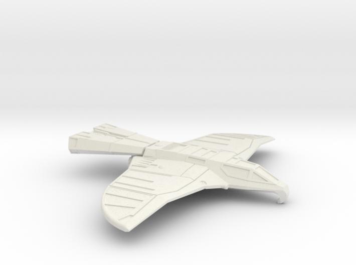Hawk Fighter (Buck Rogers) 3d printed