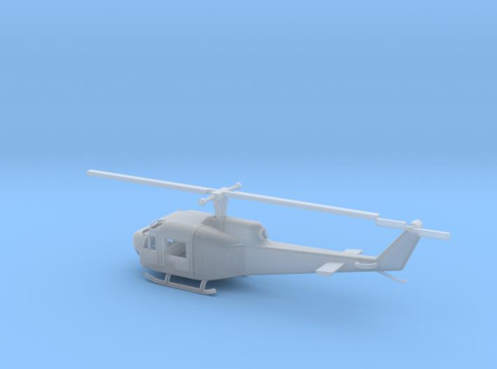 1/160 Scale UH-1B 3d printed