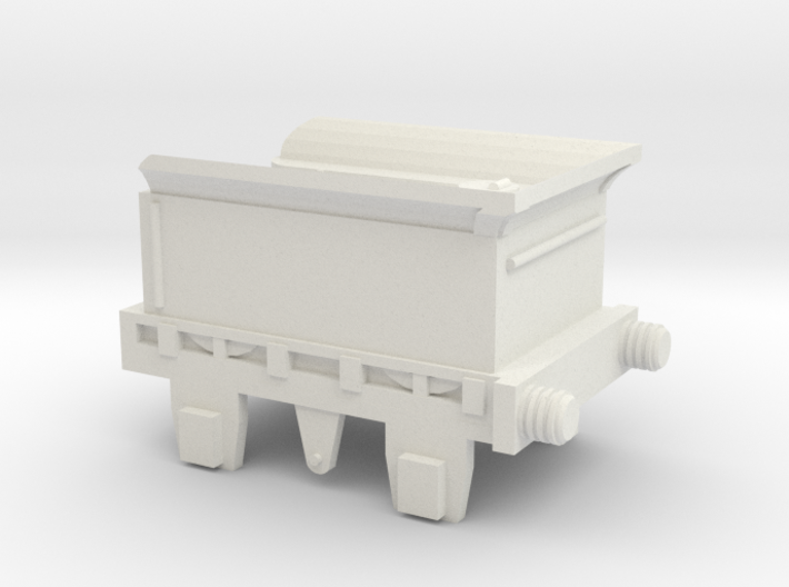 00 Scale Lion (Titfield Thunderbolt) Tender 3d printed