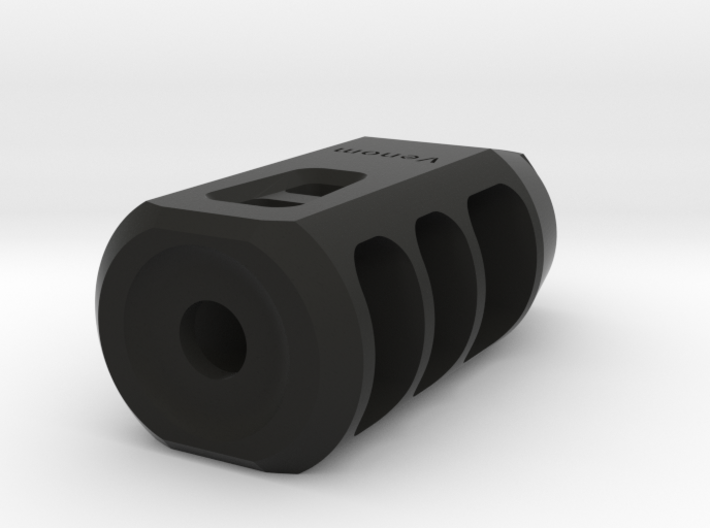 Venom Airsoft Muzzle Brake (14mm-) 3d printed
