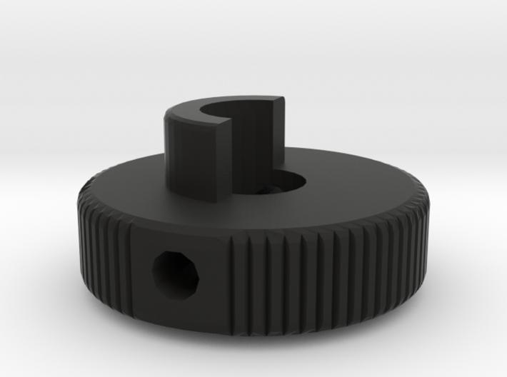 Receiver Knob AGM MP40 3d printed