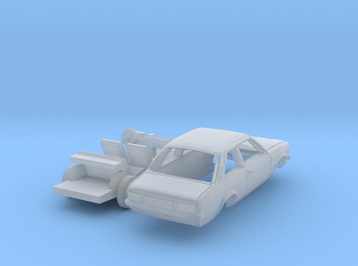 Opel Kadett Limousine (N 1:160) 3d printed