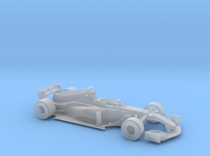 F1 car 2018 1/64 3d printed