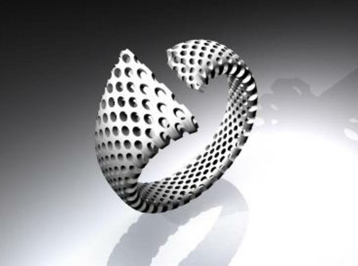 SpiroRing01(22) 3d printed