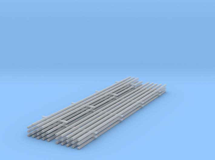 Rebar Loads - Zscale 3d printed