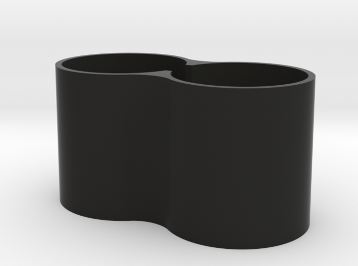 Cinetape Horns Extension 3d printed