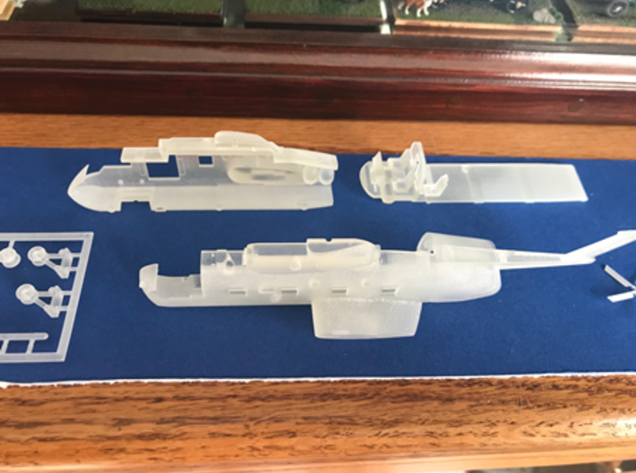 HH3-144scale-02-Airframe-Right 3d printed