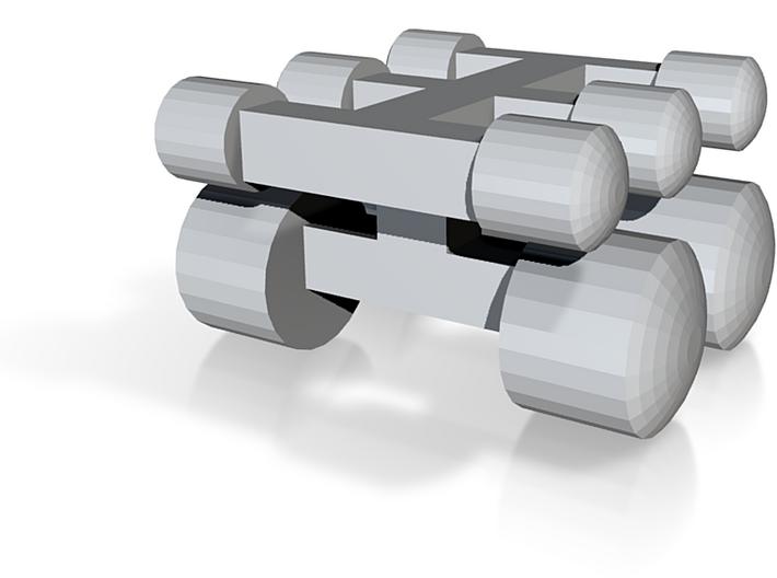 UBL Wiener Linien Scheinwerfer 3d printed