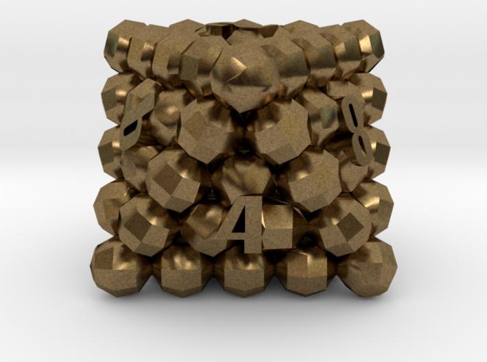 D8 Balanced - Balls 3d printed