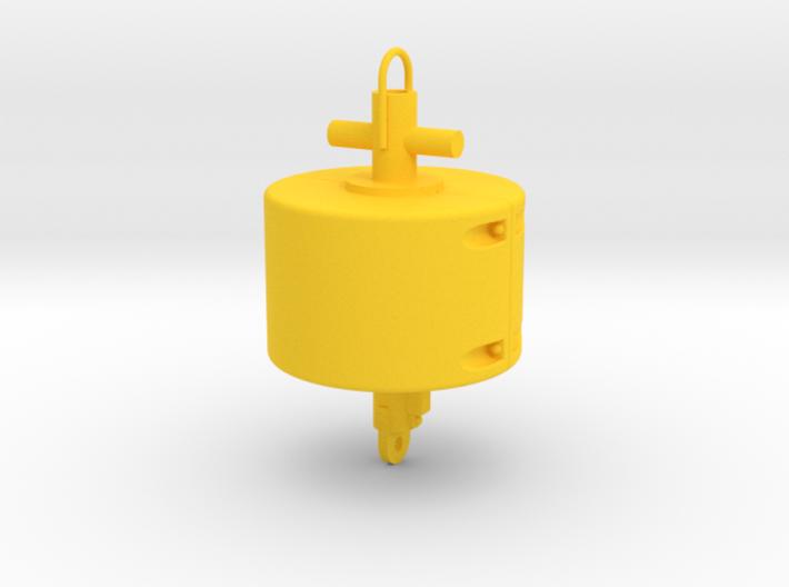 Mooring Buoy 24mm model 1 3d printed