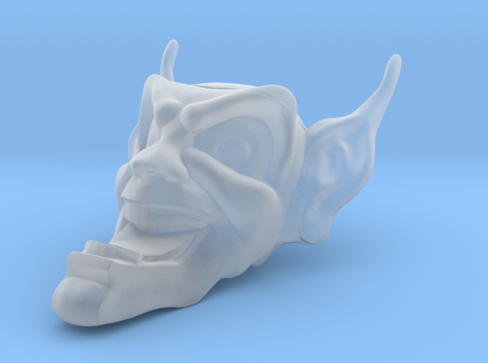Goblin Mask-40mm Maximum Overdrive 3d printed