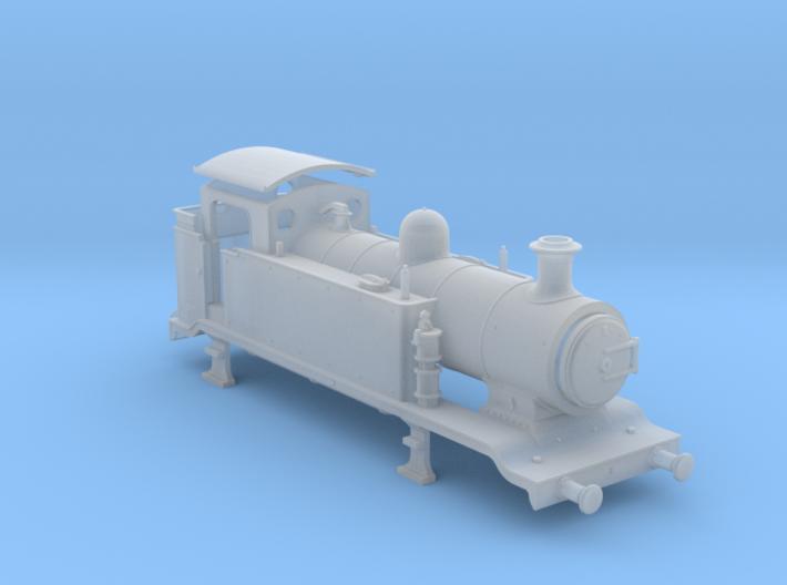 LB&SCR E2 - N-1:148 3d printed