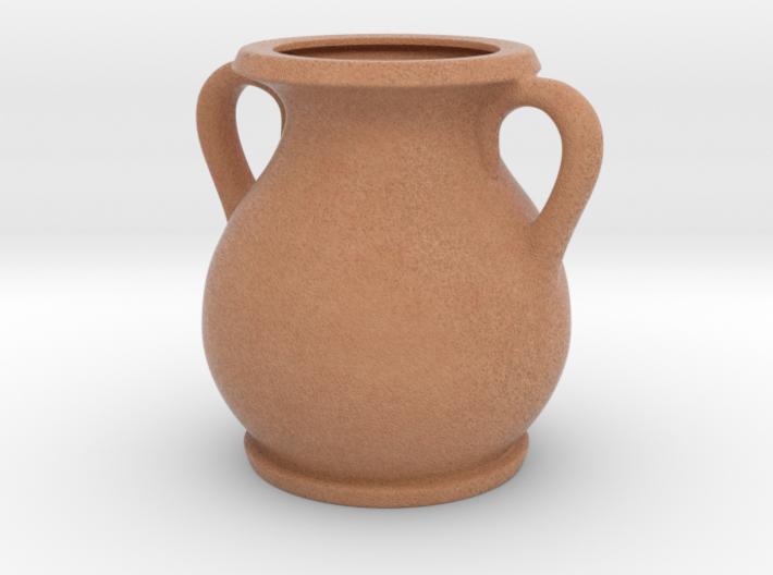 Terracotta Vase Rn39wc72u By Miladamov