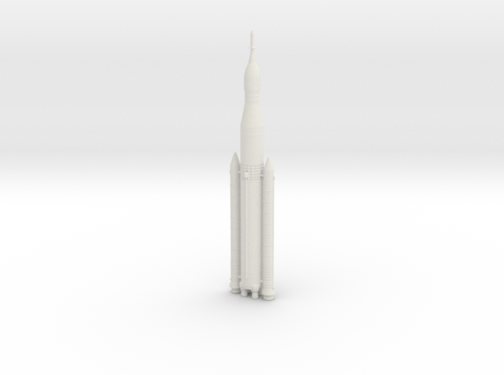 NASA SLS (Space Launch System) 1/500 3d printed