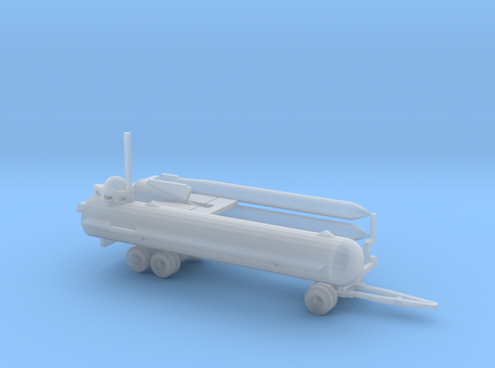 1/144 Molch transport set 3d printed