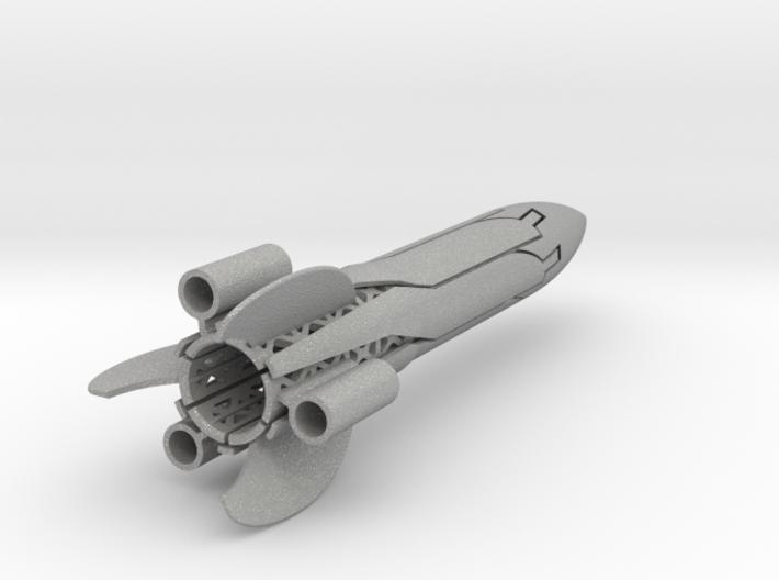 RocketCopter 3d printed