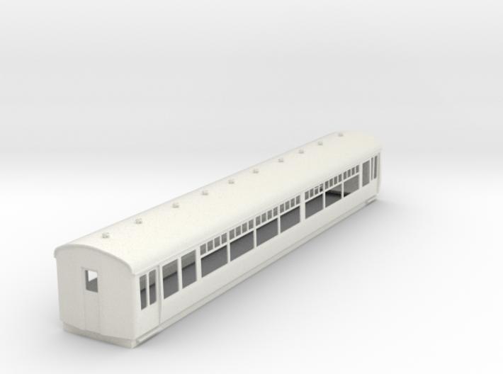 o-32-lner-trailer-3rd-coach 3d printed