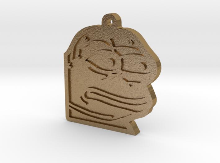 MonkaS Metal Version 3d printed