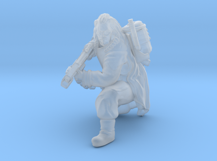 Heavy Guardian 3d printed