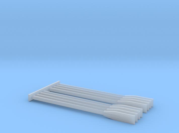 Generic Oars for Boat Models 3d printed