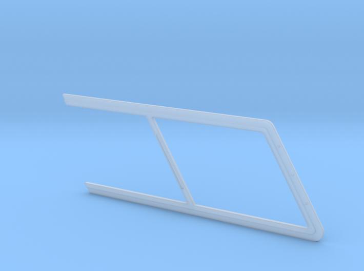 1:7.6 Ecureuil AS 350 / Window Frame 02 3d printed