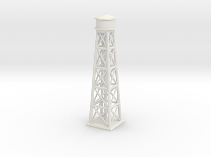 1/1200 Brooklyn Water Tower 3d printed