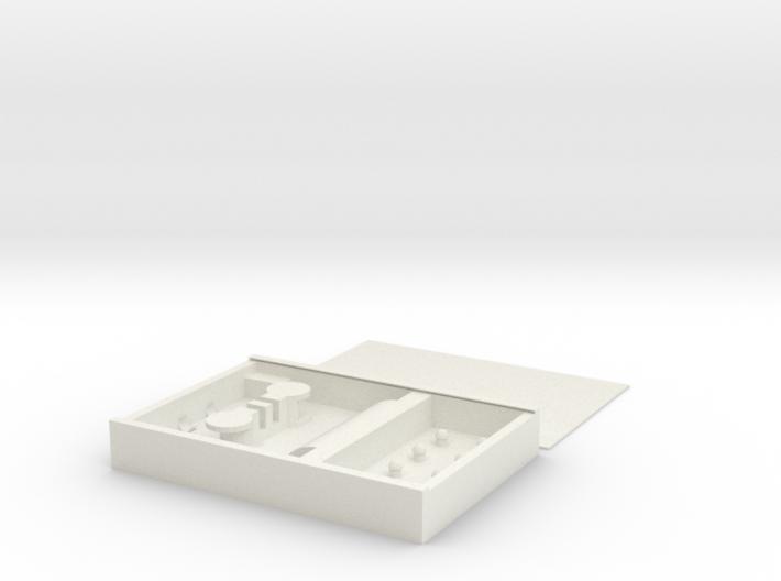 ATH-e70 Case 3d printed