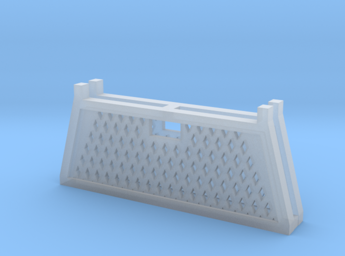Pickup Truck Cab Guard Grid 2pack 1-50 Scale 3d printed